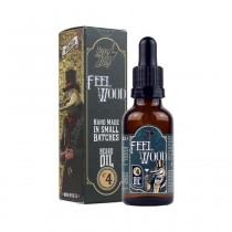 Hey Joe Beard Oil No 4 Feel Wood