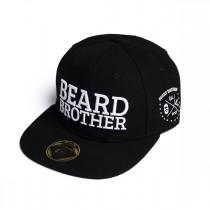 Beard Brother Snapback Black
