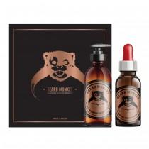 Beard Monkey  Beard Care Christmas Kit Sweet Tobacco