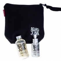 Beard Junk Beard Kit - Wash & Lubricant