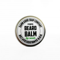 Damn Good Soap Company Vegan Beard Balm The Woods