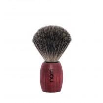 Mühle Nom Ole Shaving Brush Pure Badger, blushed ash