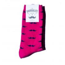 Shurdalife By Daki Savic Movember Socks