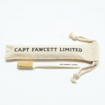 Captain Fawcett Toothbrush with Natural Bristles