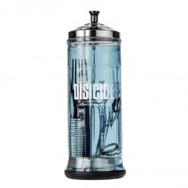 Disicide Glas Jar 1100 ml