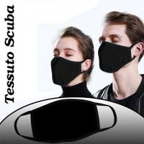 Face Mask Washable Black