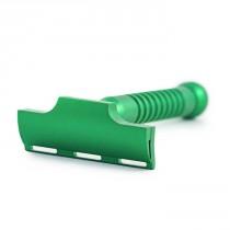 Razorock Eco Safety Razor Single-Edge Green (Hulk)