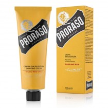 Proraso Shaving Cream Tube Wood & Spice 100 ml