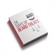 The Bearded Man Company  Christmas Beard Oil Advent Calendar