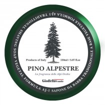 The Goodfellas Smile Pino Alpestre Shaving Soap