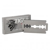 Tiger Platinum Double Edge Razor Blades 5-p