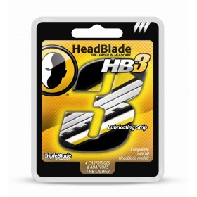 HeadBlade HB3 Blades 4-pack