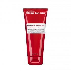 Recipe for men Ultra Clean Shower Gel