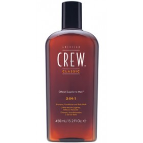 American Crew 3-in-1 Body Wash 450 ml