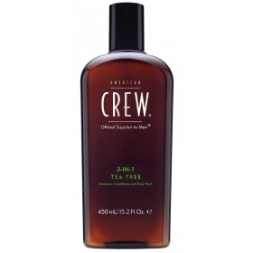 American Crew 3-1 Tea Tree Body Wash 450 ml