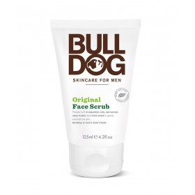 Bulldog Original Face Scrub