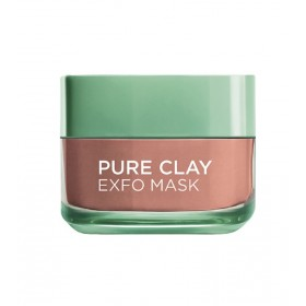 L'Oréal Skin Expert Pure Clay Exfo Mask Red Algae
