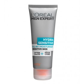 L'Oréal Men Expert Hydra Sensitive 2-in-1 Moisturiser