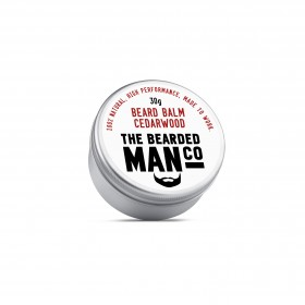 The Bearded Man Company Beard Balm Cedarwood 30 g