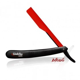 The Goodfellas' Smile Inferno Straight Razor