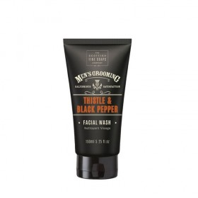 The Scottish Fine Soaps Thistle & Black Pepper Face Wash
