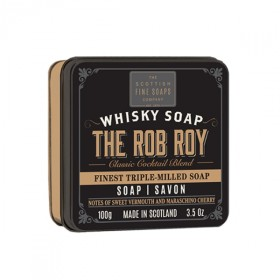The Scottish Fine Soaps Whisky Soap The Rob Roy
