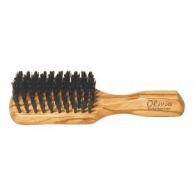 Hermod Beard Paddle Brush Olive Wood