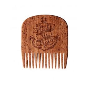 Big Red Beard Comb No.5 - Beards Til Death Anchor