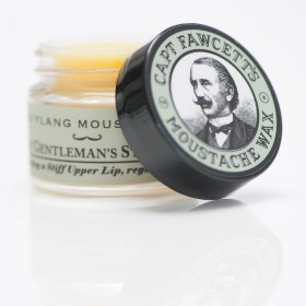 Captain Fawcett Moustache Wax Ylang Ylang