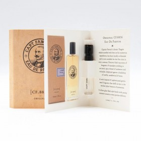 Captain Fawcett Original Eau de Parfum Sample