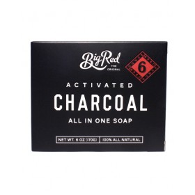 Big Red Beard & Body Soap Charcoal (Factory)