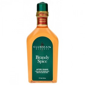 Clubman  Brandy Spice After Shave Lotion 177 ml