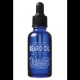 Johnny's Chop Shop Beard Oil