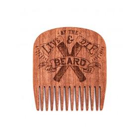 Big Red Beard Comb No.5 - Live & Die
