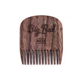 Big Red Beard Comb No.5 - Walnut