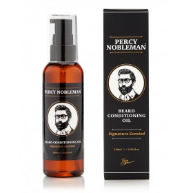 Percy Nobleman Beard Conditioning Oil Signature Scented 100 ml