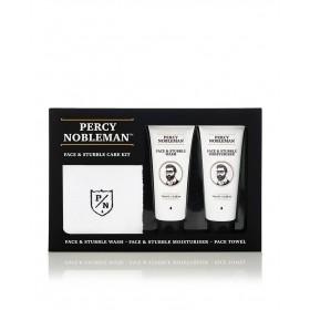 Percy Nobleman Face & Stubble Care Kit
