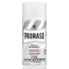 Proraso Shaving Foam Sensitive Skin Green Tea