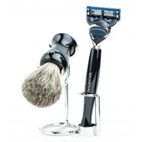 Mondial Gibson Shaving Set II Safety Razor
