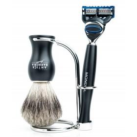 Mondial Panther Shaving Set I Fusion