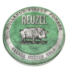 Reuzel Grease Medium Hold Green Hog