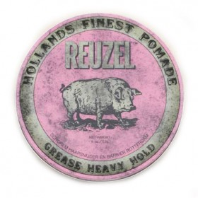 Reuzel Grease Heavy Hold Pink