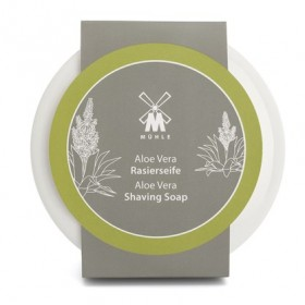 Mühle Shaving Soap with Bowl - Aloe Vera