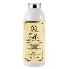Taylor Of Old Bond Street Talcum Powder Sandalwood