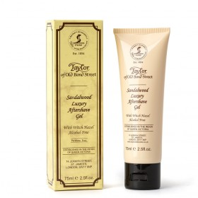 Taylor Of Old Bond Street Sandalwood After Shave Gel