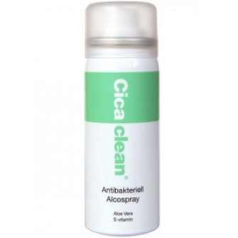 Cicaclean Antibakteriell Alcospray 70%