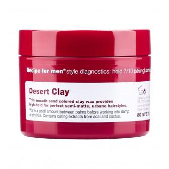 Recipe for Men Desert Clay Wax