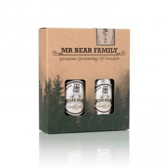 Mr Bear Family Kit Brew & Shaper Woodland