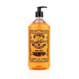 Dapper Dan Hair & Body Shampoo 1L
