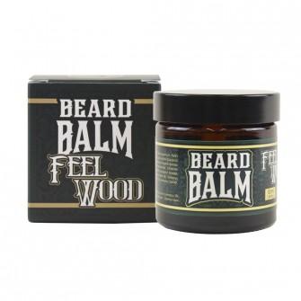 Hey Joe Beard Balm No 4 Feel Wood